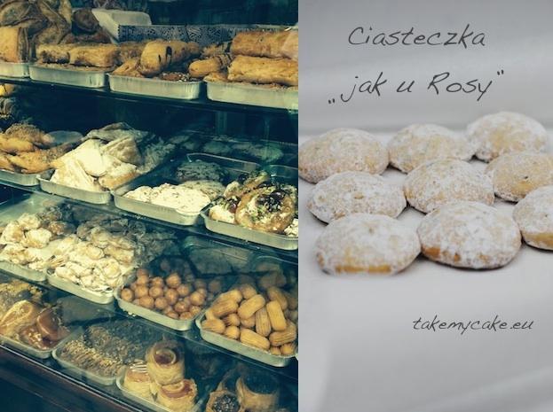 Orzechowo-migdałowe ciastka