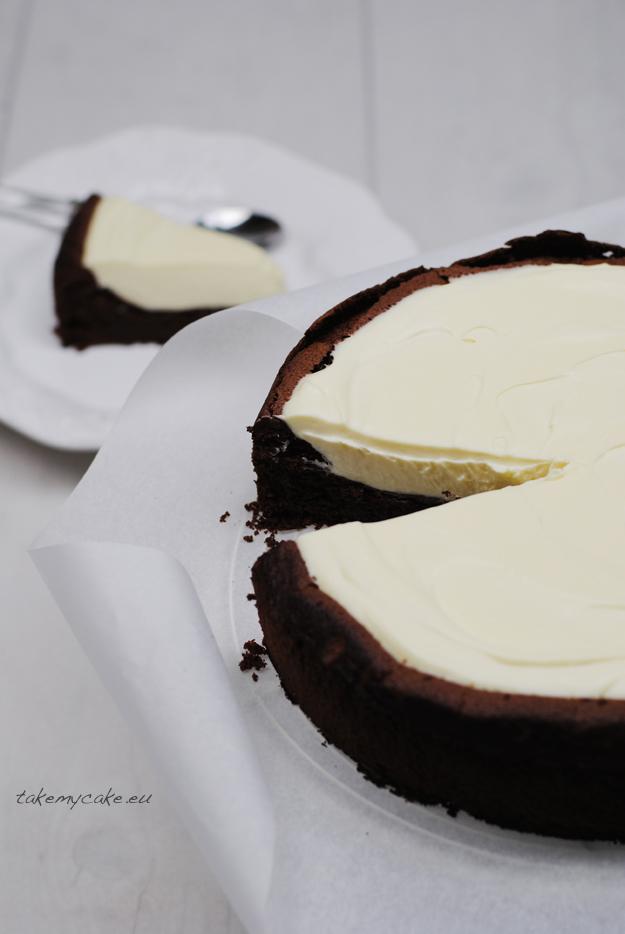 Ciasto z musem czekoladowym1