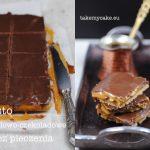 ciasto karmelowo-czekoladowe