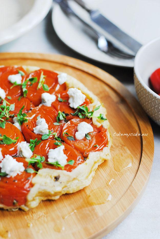 tarta tatin z pomidorami3