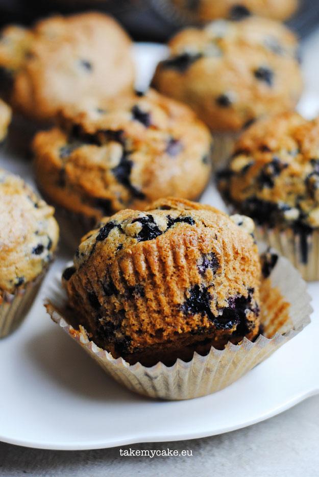 ekspresowe muffinki z jagodami2