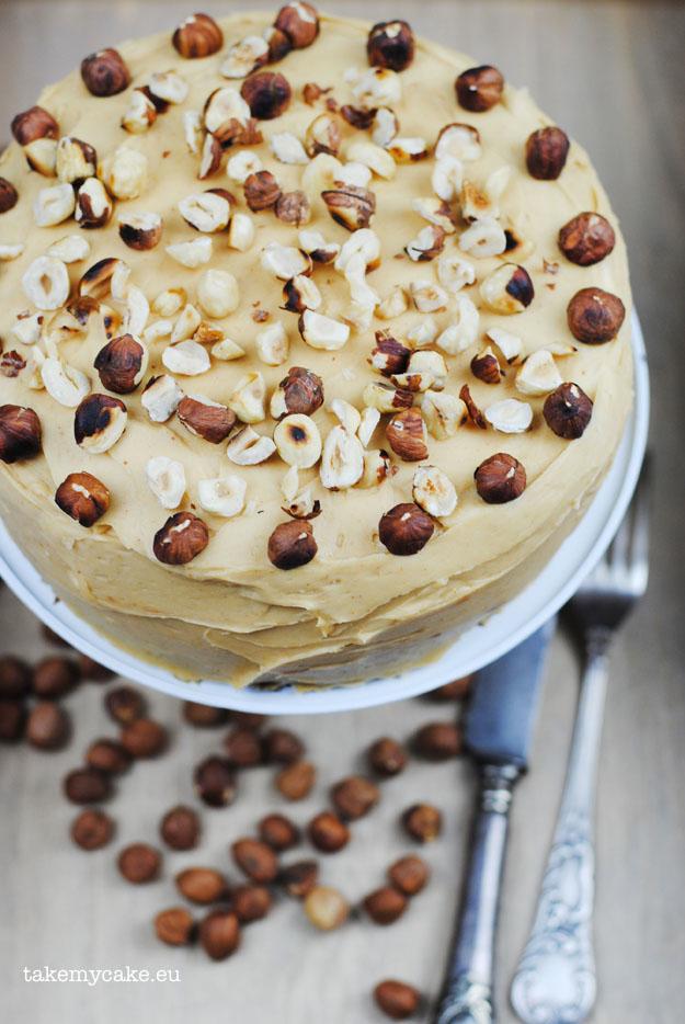 tort z maslem orzechowym i nutella2