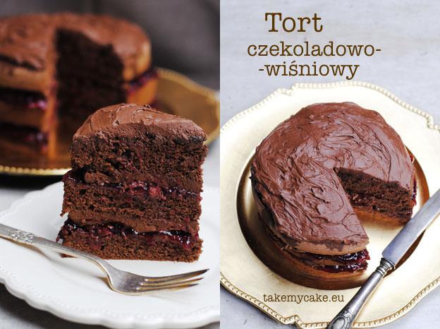 Tort czekoladowy0