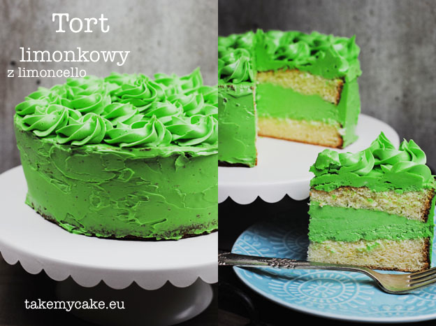tort limonkowy