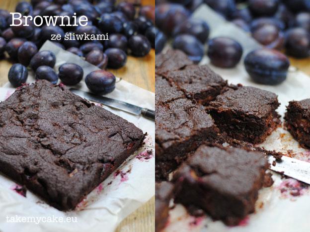 brownie-ze-sliwkami