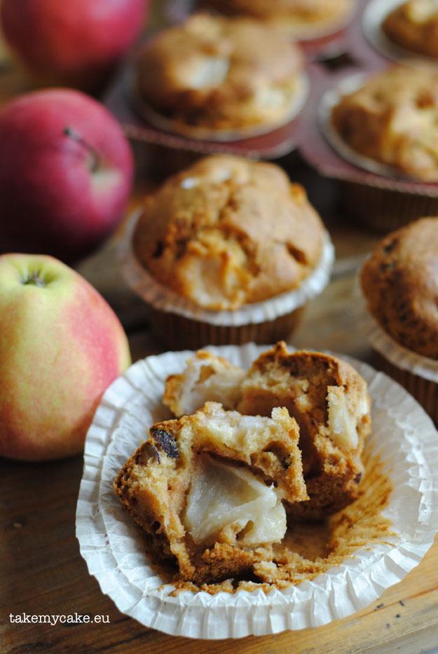 muffiny-z-jablkami