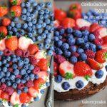 czekoladowe ciasto bez maki