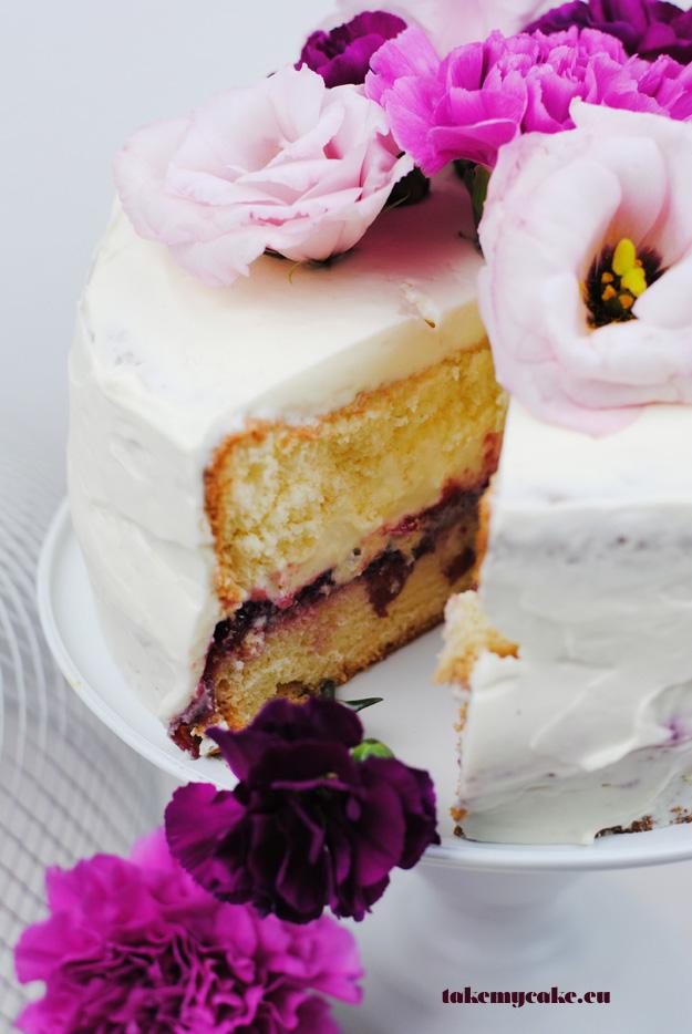 tort rozany