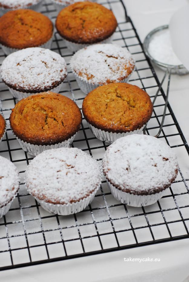 muffinki z dynia